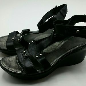 Naot Shoes - Naot leather sandals